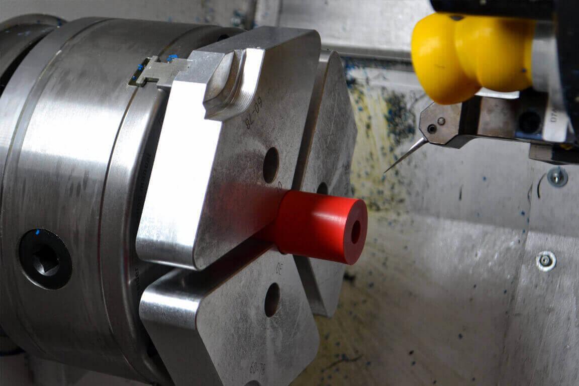 CNC výroba těsnění