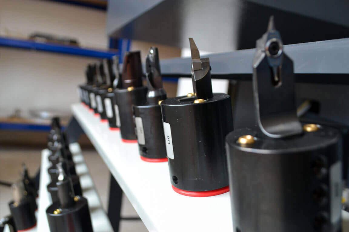 CNC nástroje těsnění